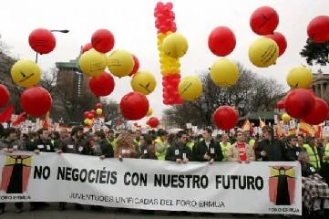 FORO ERMUA ANTE EL COMUNICADO DE ETA del 12 julio de 2011, en el aniversario del asesinato de Miguel Ángel Blanco