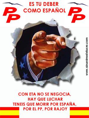 El PP, en el punto de mira de los ultraconservadores