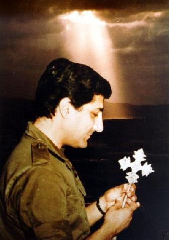 Bashir Gemayel, un cedro con madera de cruz