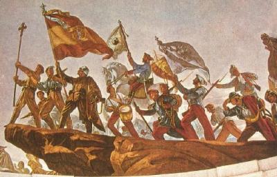 CARLISMO VERSUS NACIONALISMO. Navarra, foral y española