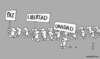 """Montan un lobby para reformar la Constitución: España """"es objeto de todo tipo de vandalismo"""""""