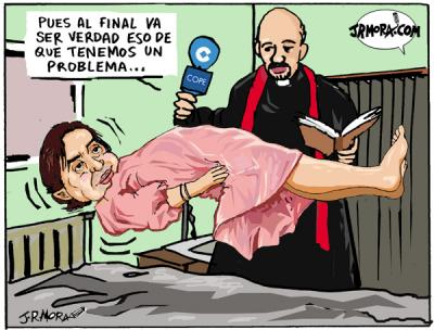 A los obispos españoles