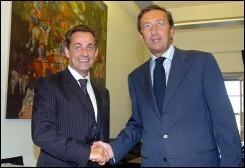 Aznar da la razón a Jiménez Losantos, y lo hace en italiano