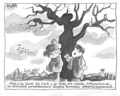 La extraña teoría ZP sobre la ampliación de los derechos (II)