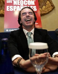 """¿Será Aznar la solución """"centrista"""" para este desorden?"""