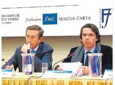 Todos menos Aznar, una derecha sin cabeza y sin vergüenza